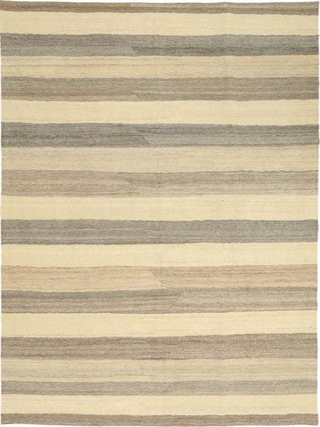Kilim Modern Szőnyeg 174X239 Modern Kézi Szövésű Bézs/Világosszürke (Gyapjú, Perzsia/Irán)