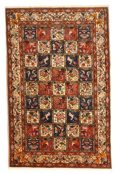 Bakhtiar Collectible Szőnyeg 210X323 Keleti Csomózású Sötétbarna/Sötétpiros (Gyapjú, Perzsia/Irán)