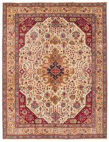 Tabriz Patina Szőnyeg 260X344 Keleti Csomózású Nagy (Gyapjú, Perzsia/Irán)
