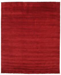 Handloom Fringes - Sötétpiros Szőnyeg 250X300 Modern Piros Nagy (Gyapjú, India)