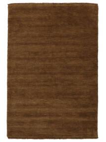 Handloom Fringes - Barna Szőnyeg 160X230 Modern Barna (Gyapjú, India)