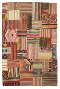 Kilim Patchwork Szőnyeg 179X275 Modern Kézi Szövésű (Gyapjú, Törökország)