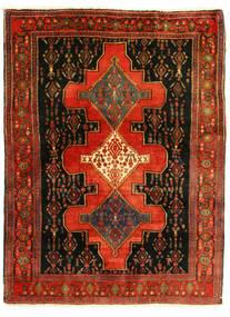 Senneh Szőnyeg 126X175 Keleti Csomózású (Gyapjú, Perzsia/Irán)
