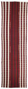 Kilim Félantik Turkey Szőnyeg 150X500 Keleti Kézi Szövésű Sötétpiros/Sötétbarna (Gyapjú, Törökország)