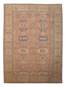 Egypt Szőnyeg 418X559 Keleti Csomózású Barna/Sötétpiros Nagy (Gyapjú, Egyiptom)