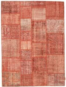 Patchwork Szőnyeg 170X231 Modern Csomózású Világos Rózsaszín/Piros (Gyapjú, Törökország)