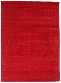 Gabbeh Loom Frame - Piros Szőnyeg 240X340 Modern Piros (Gyapjú, India)