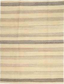 Kilim Modern Szőnyeg 174X236 Modern Kézi Szövésű Bézs/Sötét Bézs (Gyapjú, Perzsia/Irán)