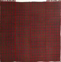 Kilim Modern Szőnyeg 195X208 Modern Kézi Szövésű Szögletes Sötétpiros/Sötétzöld (Gyapjú, Perzsia/Irán)