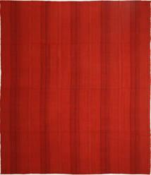 Kilim Modern Szőnyeg 255X298 Modern Kézi Szövésű Rozsdaszín Nagy (Gyapjú, Perzsia/Irán)