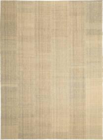 Kilim Modern Szőnyeg 248X346 Modern Kézi Szövésű Bézs/Sötét Bézs (Gyapjú, Perzsia/Irán)