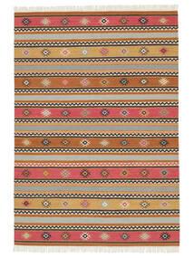 Kilim - Nezzim - Nezzim Szőnyeg 170X240 Modern Kézi Szövésű Világosbarna/Világosszürke ( India)