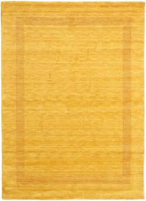 Handloom Gabba - Arany Szőnyeg 210X290 Modern Sárga/Narancssárga (Gyapjú, India)
