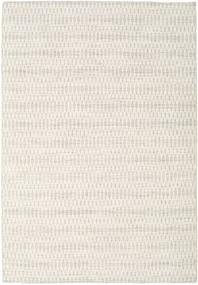 Kilim Long Stitch - Bézs Szőnyeg 160X230 Modern Kézi Szövésű Világosszürke/Bézs (Gyapjú, India)