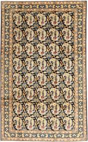 Najafabad Szőnyeg 196X320 Keleti Csomózású Sötét Bézs/Világosbarna (Gyapjú, Perzsia/Irán)
