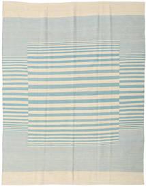 Kilim Modern Szőnyeg 181X230 Modern Csomózású Bézs/Türkiz Kék (Gyapjú, India)