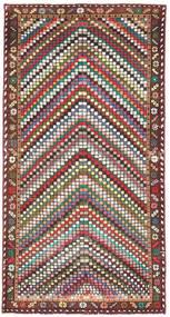 Bakhtiar Patina Szőnyeg 100X198 Keleti Csomózású Bézs/Sötétbarna (Gyapjú, Perzsia/Irán)