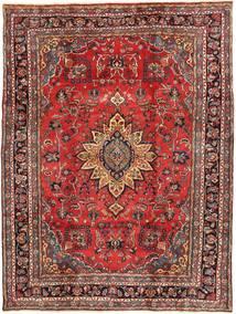 Hamadán Shahrbaf Patina Szőnyeg 220X300 Keleti Csomózású Sötétpiros/Sötétbarna (Gyapjú, Perzsia/Irán)
