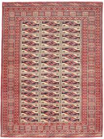 Turkaman Patina Szőnyeg 131X177 Keleti Csomózású Sötétpiros/Barna (Gyapjú, Perzsia/Irán)