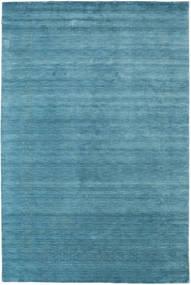 Loribaf Loom Beta - Világoskék Szőnyeg 290X390 Modern Kék/Türkiz Kék Nagy (Gyapjú, India)