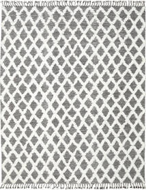 Inez - Sötétbarna/White Szőnyeg 300X400 Modern Kézi Szövésű Világosszürke/Sötétszürke Nagy (Gyapjú, India)