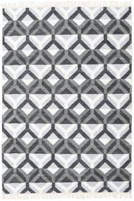 Aino Szőnyeg 160X230 Modern Kézi Szövésű Világoskék/Bézs/Krém (Gyapjú/Bamboo Selyem, India)