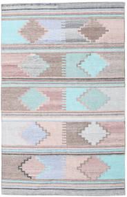 Pet Yarn Kilim Szőnyeg 160X230 Modern Kézi Szövésű ( India)