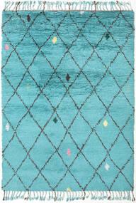 Alta - Turquoise Szőnyeg 160X230 Modern Csomózású Világoskék/Türkiz Kék (Gyapjú, India)