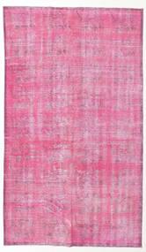 Colored Vintage Szőnyeg 148X255 Modern Csomózású Világos Rózsaszín/Rózsaszín (Gyapjú, Törökország)