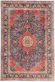 Tabriz Szőnyeg 209X314 Keleti Csomózású Világosszürke/Bézs (Gyapjú, Perzsia/Irán)