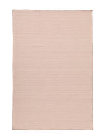 Kilim Loom - Misty Pink Szőnyeg 160X230 Modern Kézi Szövésű Világos Rózsaszín (Gyapjú, India)