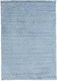 Soho Soft - Sky Kék Szőnyeg 170X240 Modern Kék/Sötétkék (Gyapjú, India)