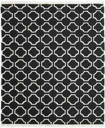 London - Fekete/Off White Szőnyeg 250X300 Modern Kézi Szövésű Fekete Nagy (Gyapjú, India)