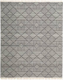 Mauri Szőnyeg 250X300 Modern Kézi Szövésű Világosszürke/Sötétszürke Nagy (Gyapjú, India)