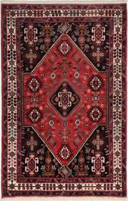 Gabbeh Kashkooli Szőnyeg 83X125 Modern Csomózású Sötétpiros/Sötétbarna (Gyapjú, Perzsia/Irán)