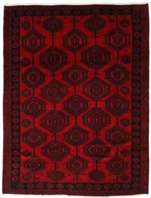 Lori Szőnyeg 205X265 Keleti Csomózású Sötétpiros (Gyapjú, Perzsia/Irán)