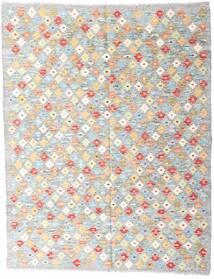 Kilim Afgán Old Style Szőnyeg 151X194 Keleti Kézi Szövésű Világosszürke/Bézs (Gyapjú, Afganisztán)