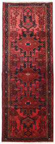 Hamadán Szőnyeg 109X306 Keleti Csomózású Sötétpiros/Piros (Gyapjú, Perzsia/Irán)