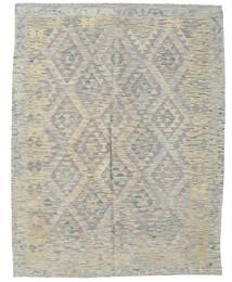 Kilim Afgán Old Style Szőnyeg 159X200 Keleti Kézi Szövésű Világosszürke (Gyapjú, Afganisztán)