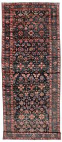Sautchbulag 1920-1940 Szőnyeg 230X620 Keleti Csomózású Fekete/Sötétpiros (Gyapjú, Perzsia/Irán)