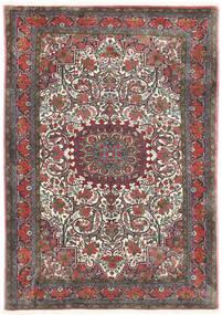 Bijar Takab/Bukan Szőnyeg 113X153 Keleti Csomózású Sötétszürke/Sötétpiros (Gyapjú, Perzsia/Irán)