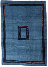 Loribaft Perzsa Szőnyeg 205X295 Modern Csomózású Sötétkék/Kék (Gyapjú, Perzsia/Irán)