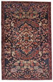 Bakhtiar Szőnyeg 133X205 Keleti Csomózású Sötétszürke/Sötétpiros (Gyapjú, Perzsia/Irán)