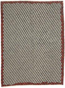 Kilim Modern Szőnyeg 213X287 Modern Kézi Szövésű Bézs/Fekete (Gyapjú, Afganisztán)