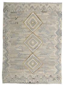 Kilim Ariana Szőnyeg 254X340 Modern Kézi Szövésű Világosszürke Nagy (Gyapjú, Afganisztán)
