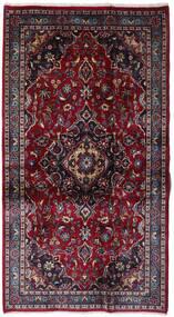 Kashmar Szőnyeg 109X198 Keleti Csomózású Sötétpiros (Gyapjú, Perzsia/Irán)