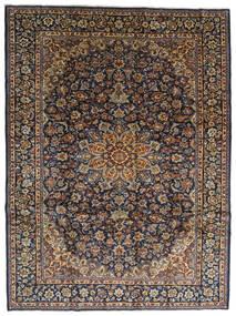 Najafabad Szőnyeg 275X367 Keleti Csomózású Sötétszürke/Fekete Nagy (Gyapjú, Perzsia/Irán)