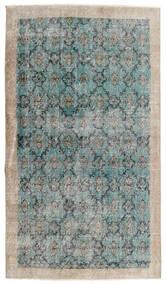 Vintage Heritage Szőnyeg 112X197 Modern Csomózású Világosszürke/Türkiz Kék (Gyapjú, Perzsia/Irán)