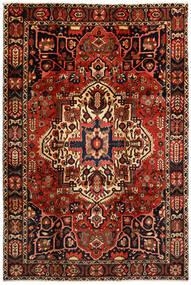 Bakhtiar Szőnyeg 214X316 Keleti Csomózású Sötétbarna/Sötétpiros (Gyapjú, Perzsia/Irán)