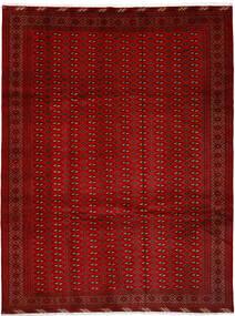 Turkaman Szőnyeg 252X337 Keleti Csomózású Piros/Rozsdaszín Nagy (Gyapjú, Perzsia/Irán)